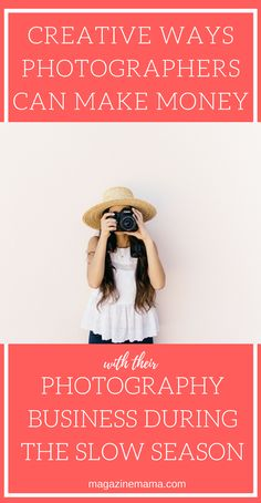 As a photographer, you want to implement ways you can keep a steady stream of income coming into your business. #photography #photographytips #photographybusinesstips