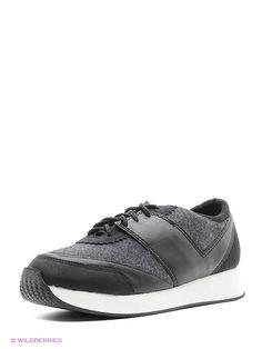 Спортивные туфли - NUBUCK Mango. Цвет черный.