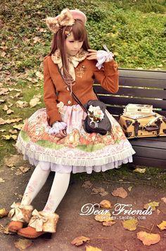 "Forest Fairy Tales, R-Series ""Dear Little Friends"" ~ Taobao"