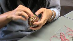 Sanuki Kagari Temari - 讃岐かがり手まり