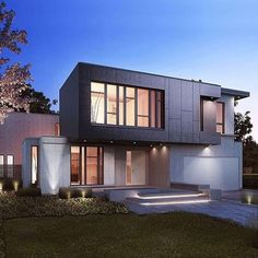 Modern homes for modern family living in Bayview Village: Crafthouse Custom Home Designs, Custom Homes, Modern Family, Home And Family, Architecture Design, Loft, Decoration, Home Crafts, Ontario