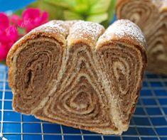 #γλυκόψωμί #καρύδια #sweetbread #povitica #nostimiesgiaolous Good Food, Food And Drink, Lose Weight, Bread, Health, Salud, Health Care, Breads, Baking
