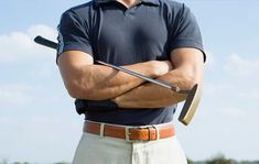Expert Golf Tips For Beginners Of The Game. Golf is enjoyed by many worldwide, and it is not a sport that is limited to one particular age group. Not many things can beat being out on a golf course o Men's Health Fitness, Fitness Man, Fitness Tips, Golf Training, Training Plan, Training Programs, Golf Etiquette, Golf Exercises, Stretching Exercises