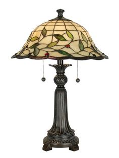 Special Offers - Dale Tiffany TT60574 Donavan Table Lamp Mica Bronze and Art Glass Shade - In stock & Free Shipping. You can save more money! Check It (March 28 2016 at 09:51AM) >> http://tablelampusa.net/dale-tiffany-tt60574-donavan-table-lamp-mica-bronze-and-art-glass-shade/