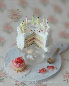 Valentina Gaia Manzo - PinkCute Sugar Miniatures: giugno 2016♡ ♡
