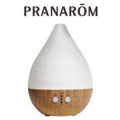 Hiko Difusor ultrasónico de aceites esenciales de alta calidad Pranarom