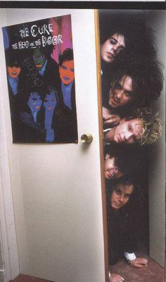 Totally 80s Party: Le Cure | The Rich Girls (Hall & Oates Cover Band). Let's get our best Robert Smith hair. Tickets: http://granadatheater.com/show/totally-80s-w-le-cure-the-rich-girls/