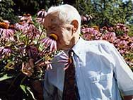 Vogel was skilled at gathering herbs to develop natural solutions.