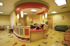 pediatric examination room - Buscar con Google
