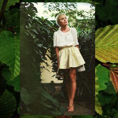 Angelica Blick : love the skirt