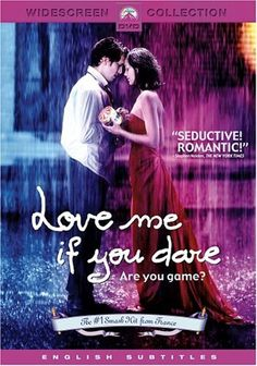 Love Me If You Dare (Jeux d'enfants) - baffled by this movie. CAP?