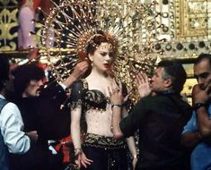 The Hindi Headdress from Moulin Rouge!  A few more pictures here:  http://www.costumersguide.com/moulinrouge11.shtml