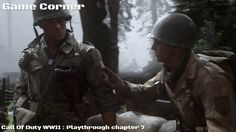 Call Of Duty WWII : Playthrough chapter 7 Hey everyone welcome back @ game corner today we start with Call of Duty WW2 Walkthrough Gameplay includes : Liberation of the COD World War 2 Single Player Campaign for COD WWII on PS4 Pro Xbox One X and PC. This Call of Duty WW2 Gameplay Walkthrough will include Story Missions Mementos Heroic Actions Zombies Zombies Gameplay Weapons DLC all Single Player Campaign Missions and the Ending. Thanks Activision for Call of Duty WW2! Call of Duty: WWII is…
