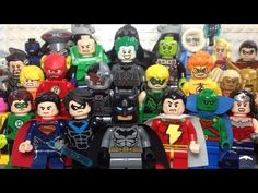 Lego Justice League: Salvation- Episode 3: 'Revelation' - YouTube