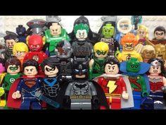 Lego Justice League: Salvation- Episode 3: 'Revelation' - YouTube