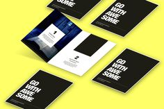 Catchy and beautiful brochure template for your personal and professional business. - GrfxPro.com