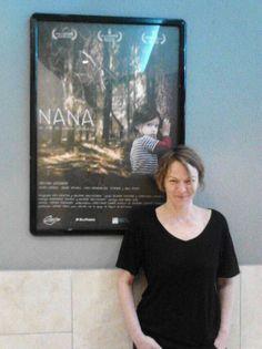 Abril 2013. Estreno de Nana. Valerie Massadian. Cinemes Girona. Barcelona.