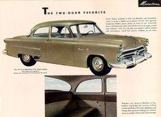 Big '52 Ford brochure 5