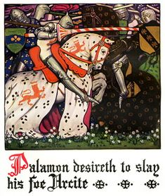 Chaucer's knight. A look at knighthood and chivalry in medieval literature.   #chivalry #knights
