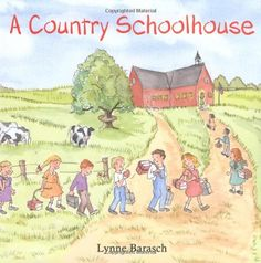 A Country Schoolhouse by Lynne Barasch http://www.amazon.com/dp/0374315779/ref=cm_sw_r_pi_dp_SKVgvb0T12885