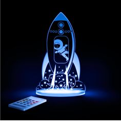 Take a look at this Train LED Night-Light by Aloka on today! Sistema Solar, Led Night Light, Light Up, Night Lights, Pirate Bedroom, Turn The Lights Off, Blitz, Luz Led, Color Changing Led