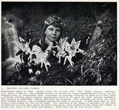 In 1917, long before the invention of Photoshop, two young girls in Cottingley, England created images of themselves alongside fairies that fascinated the world. The girls were merely pioneers in photo manipulation as it turned out.