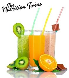 Skinny Kiwi Orange Juice    Refreshing, Light & Delcious!   Flushes Bloat & Boost Energy   Only 51 Calories   For MORE RECIPES please SIGN UP for our FREE NEWSLETTER www.NutritionTwins.com