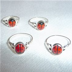"""(I swopped my little sterling ladybug ring for a silver """"zeeuws knopje"""" ring with another 5 year old girl in my neighbourhood. My Childhood Memories, Sweet Memories, Die Siebziger, Good Old Times, My Youth, My Memory, The Good Old Days, Retro, Vintage Toys"""