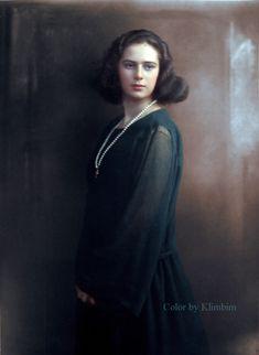 Princess Ileana of Romania by klimbims