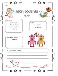 France, Grade 3, February, Language, Bullet Journal, Student, Activities, Languages, Language Arts