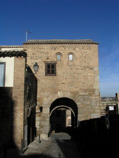 Puerta del Cristo de la Luz, Toledo