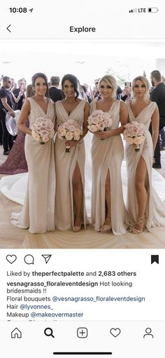 wedding present ideas diy Summer Wedding, Dream Wedding, Wedding Day, Wedding Stuff, August Wedding, Wedding Events, Bridesmaids And Groomsmen, Bridesmaid Dresses, Wedding Dresses
