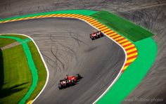 Pouhon Corner, GP2 Series Race, Spa-Francorchamps Circuit, 2014 by Andrei Robu - RoSonic.photos on 500px