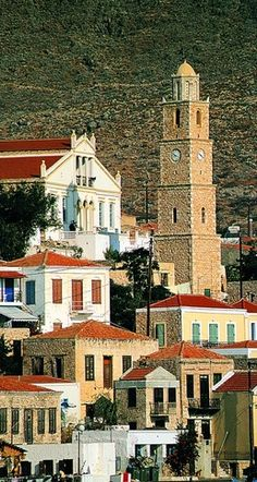 Halki Island, Dodecanese, Greece.  - Selected by www.oiamansion.com