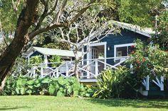 The Hawaiian plantation home