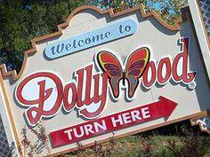 Dollywood! Smokey mountains!