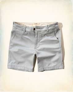 fb517bcd88e8f Guys Hollister Beach Prep Fit Shorts