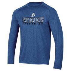 2dc8f955e78 Tampa Bay Lightning Men s Goal Scorer Long Sleeve Performance T-Shirt M