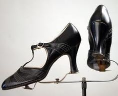 Women's 1930's Shoes