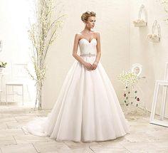 AK110 - Eddy K - Princess Gown Dress - Organza and Lace - Vestidus