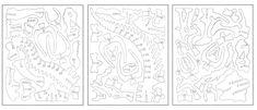 Dinosaur Bones Puzzle | Thread: Halloween Wooden Dinosaur - My first large 3D puzzle