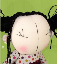 Toy art em pano | Amanda Designer