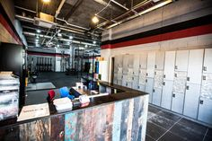 Crossfit Box, Gym Design, Ideas, Thoughts