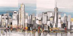 Luigi Florio - Metropolis II - art prints and posters