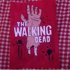 The walking dead! Painted