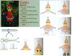 ornamenten van kralen the bead book