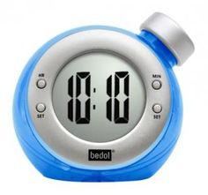 Water Powered Clock   whatgiftshouldiget.com