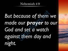 nehemiah 4 9 we prayed to our god powerpoint church sermon Slide04 http://www.slideteam.net/