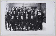 punakaartien perustamisneuvottelijoita Kuopion läänin eri pitäjistä Finnish Civil War, Finland