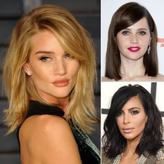 The Clavicut — the Best Celebrity Midlength Hairstyles: Have you heard of the clavicut?